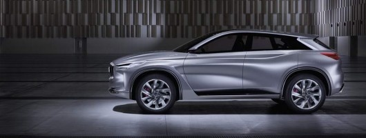 Infiniti QX Sport Inspiration SUV set for Beijing. Image by Infiniti.