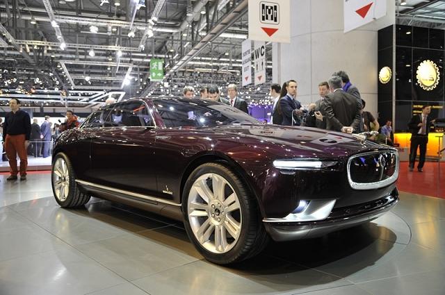 The Car Enthusiast Image Gallery 2011 Jaguar B99 By Bertone