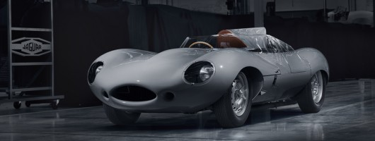 Jaguar revives D-Type racer for modern production. Image by Jaguar.