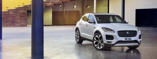 Jaguar E-Pace is new 'baby SUV'. Image by Jaguar.
