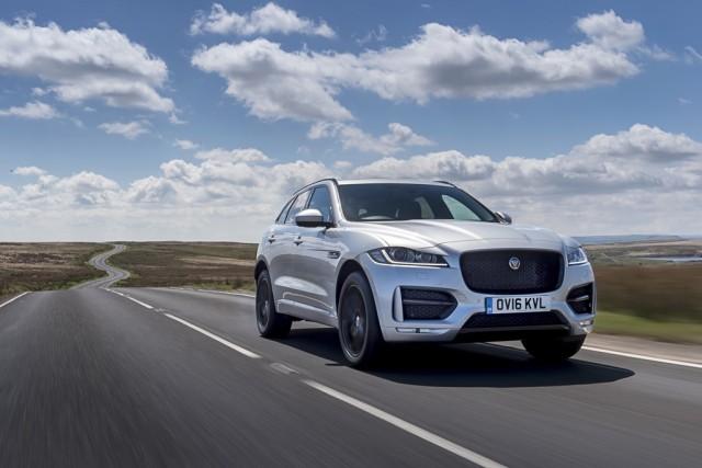 Driven: Jaguar F-Pace. Image by Jaguar.