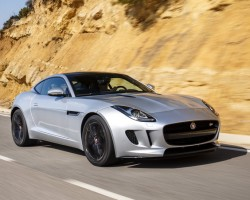 V6S F-Type Coup�. Image by Jaguar.