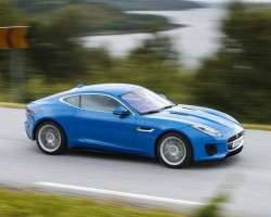 New four-cylinder F-Type. Image by Jaguar.