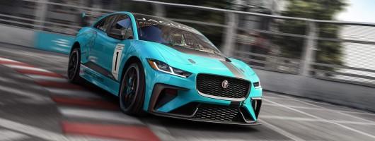 Jaguar to race I-Pace SUV. Image by Jaguar.