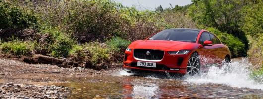 First drive: Jaguar I-Pace. Image by Jaguar.
