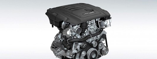 New engine options for Jaguar. Image by Jaguar.