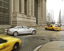 2011 New York Auto Show. Image by Jaguar.