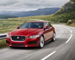 Incoming: Jaguar XE. Image by Jaguar.