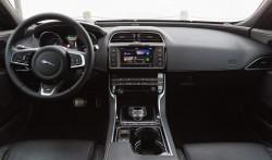 2015 Jaguar XE 3.0 V6 S prototype. Image by Jaguar.