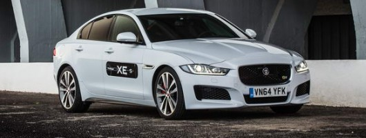First drive: Jaguar XE 3.0 V6 S. Image by Jaguar.
