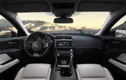 2016 Jaguar XE. Image by Jaguar.