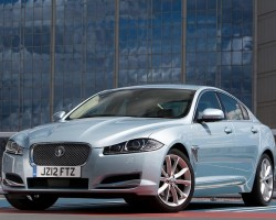 Jaguar named number one in JD Power. Image by Jaguar.
