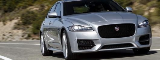 Driven: Jaguar XF 2.0d. Image by Jaguar.