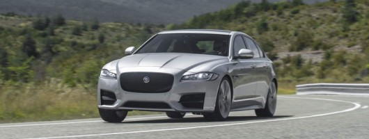 First drive: Jaguar XF | Car Reviews | by Car Enthusiast