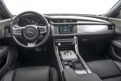 2015 Jaguar XF R-Sport. Image by Jaguar.