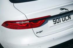 2015 Jaguar XF S. Image by Jaguar.
