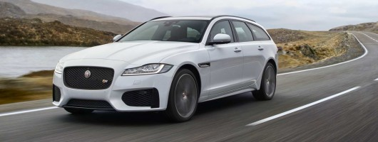 Jaguar boots up XF for Sportbrake. Image by Jaguar.