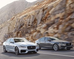 Incoming: Jaguar XF. Image by Jaguar.