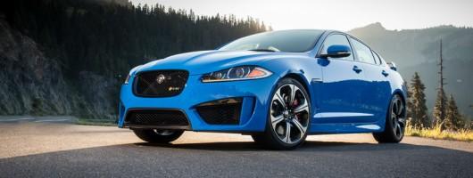 First drive: Jaguar XFR-S. Image by Jaguar.