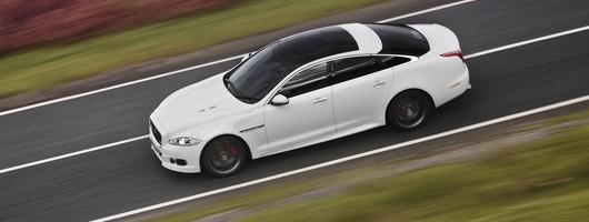 Driven: Jaguar XJR. Image by Jaguar.