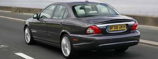 Diesel Auto X Type Is Best Of Range. Image By Jaguar.