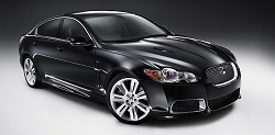 2009 Jaguar XF-R. Image by Jaguar.