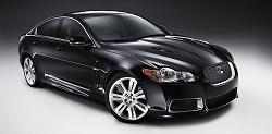 2009 Jaguar XF-R. Image by Jaguar.