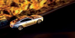 2005 Jaguar XK. Image by Jaguar.