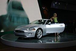 2005 Jaguar XK. Image by Shane O' Donoghue.