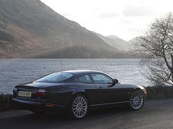 Farewell To The Jaguar XKR. Image By James Jenkins.