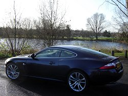 2006 Jaguar XK. Image by James Jenkins. Click here for a larger image.