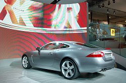 Jaguar XKR photo gallery. Image by Phil Ahern.