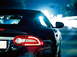 2009 Jaguar XKR. Image by Jaguar.