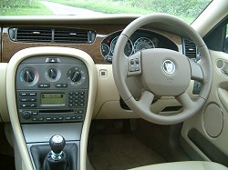 2004 Jaguar X Type 2.0D. Image By Shane Ou0027 Donoghue.