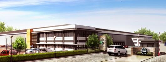 Expansion for JLR's SVO. Image by Jaguar Land Rover.