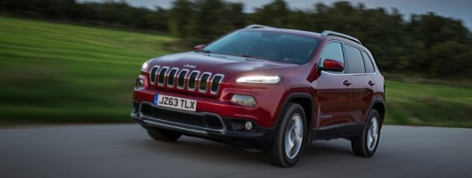 Incoming: Jeep Cherokee. Image by Jeep.