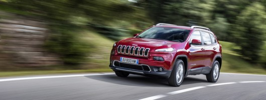 First drive: Jeep Cherokee. Image by Jeep.
