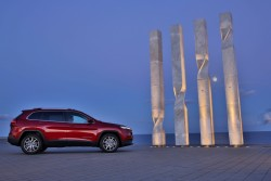 2014 Jeep Cherokee Limited. Image by Jeep.