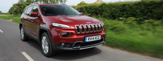 Driven: Jeep Cherokee. Image by Jeep.