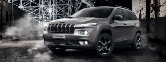 Night Eagle edition joins Jeep range. Image by Jeep.