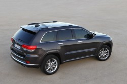 2013 Jeep Grand Cherokee. Image by Jeep.