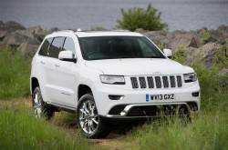 2013 Jeep Grand Cherokee Summit. Image by Jeep.