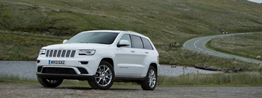 Driven: Jeep Grand Cherokee Summit. Image by Jeep.