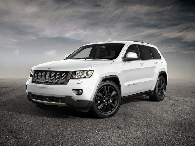 Grand Cherokee S Limited announced. Image by Jeep.