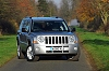 New diesel engines for Jeep Patriot. Image by Jeep.
