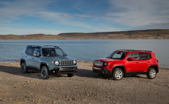 Jeep hatches a baby SUV. Image by Jeep.