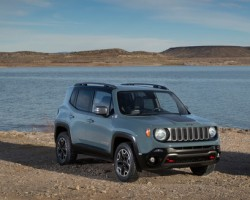 Incoming: Jeep Renegade. Image by Jeep.