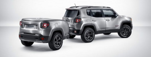 Jeep concept is hard as steel. Image by Jeep.