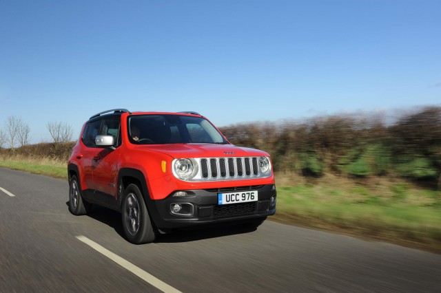 Driven: Jeep Renegade. Image by Jeep.