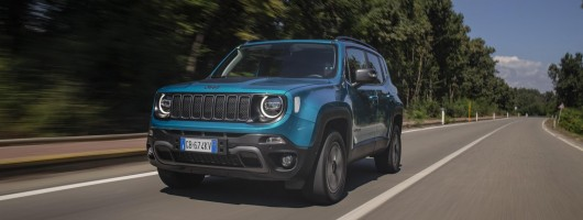 First drive: Jeep Renegade 4xe. Image by Simon Thompson/Jeep.